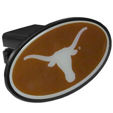 Texas Longhorns Durable Plastic Oval Hitch Cover Cap Licensed Football Truck Tow