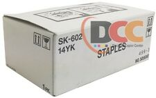 14YK STAPLES FOR KONICA MINOLTA BIZHUB C364 C454 C554 C650 SK-602