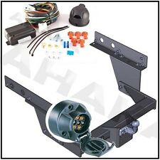 Towbar & Electric 7pin 12N Iveco Daily II Cab Chassis 1999 - on Full Towbar Kit
