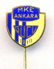 old MKE Ankaragücü Football PIN BADGE Soccer TURKEY Ankara
