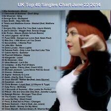 Promo Video DVD, UK Top 40 Hit Videos June 2014 Dance/Pop, FRESHEST Only on Ebay
