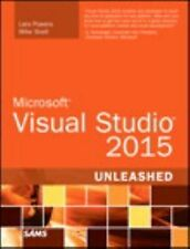 MICROSOFT VISUAL STUDIO 2015 UNLEASHED  - MIKE SNELL LARS POWERS (PAPERBACK) NEW