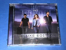 Lady Antebellum - 747 - DELUXE EDITION - CD SIGILLATO
