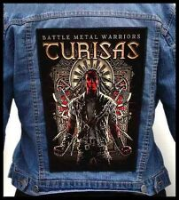 TURISAS - Battle Metal Warriors  --- Giant Backpatch Back Patch