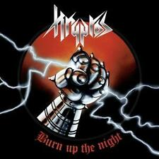 KRYPTOS - Burn Up The Night -- CD  NEU & OVP 23.09.2016