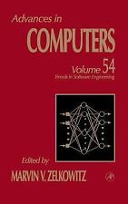 Trends i Software Engineering, Volume 54 (Advances in Computers)