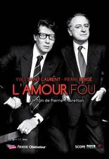 YVES SAINT LAURENT - PIERRE BERG?, L'AMOUR FOU Movie POSTER 11x17 French