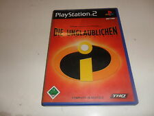 PlayStation 2  PS 2  Die Unglaublichen - The Incredibles
