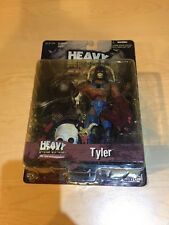 TYLER HEAVY METAL FAKK2 GAME SERIES 1 7 INCH FIGURE N2T0YS