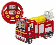 Fireman Sam Jupiter Drive and Steer Remote Control Fire Engine
