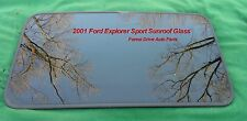 2001 FORD EXPLORER SPORT SUNROOF GLASS  NO ACCIDENT OEM FREE SHIPPING
