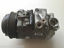 1996-1999 MERCEDES-BENZ E320 ~ A/C PUMP ~ OEM PART