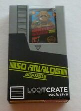 NEW So Analog Korben's Alley 10-DOH! Loot Crate Exclusive Fifth Element