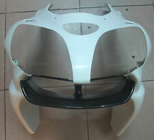 Unpainted front nose Top Upper Cowl Fairing For KAWASAKI 00 01 02 Ninja ZX6R 636