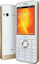 Lava Spark Icon X(white gold)2.8 inch Screen,Mobile Tracker, FM with recording