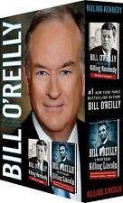 Killing Lincoln/Killing Kennedy by Bill O'Reilly; Boxed Set