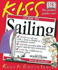 KISS Guide to Sailing-ExLibrary