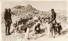 Cones of salt  from mines Oasis of Bilma Niger Sahara  RP pc