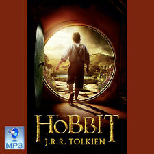 Lord Of The Rings - THE HOBBIT - JRR Tolkien - UNABRIDGED MP3 CD