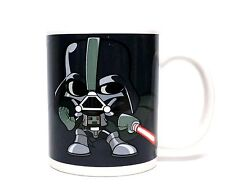 Disney Star Wars Darth Vader 11.5 oz Gray Ceramic Coffee Cup/Mug