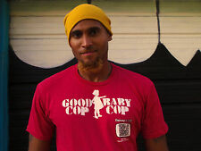 GOOD COP BABY COP Funny or Die Red Cotton Size XL T-Shirt
