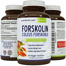 Pure Forskolin Extract Weight Loss Supplement - Slims Figure & Burns Fat Fast