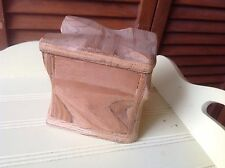 HANDMADE WOODEN TOOTH SHAPED, TOOTH FAIRY TRINKET BOX, SMALL GIFT INSTEAD Of $$$