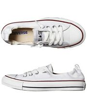 Converse Chuck Taylor all StarWHITE Brand new shoreline slip ons womens Size 7