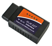 WIFI ELM327 Sans Fil OBDII OBD2 Auto Voiture Diagnostic Scanner Pr iPhone iPad