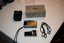 Contax T2 35mm Point & Shoot Film Camera Silver With Data Back