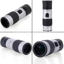 Compact Pocket-Size 15x-55x Mini zoom monocular Telescope Hunting Climbing Scope