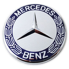 Mercedes-Benz Sticker Decal Emblem Stars Bonnet A B C E G ML AMG SL SLK