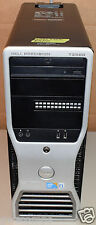 Barebones Dell Precision T3500 Workstation Desktop XEON W3503 2.4GHz DVD-ROM #HH