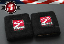 Pair Skunk 2 Reservoir Brake Clutch Oil Tank Cover Cap Sock For Honda Acura