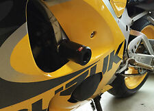 TAMPONI PARATELAIO SUZUKI GSXR 600 / 750 SRAD Mushrooms / Bobbins/ Frame Sliders