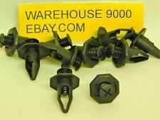 10 Push Type Retainer Auveco #17144 Honda Accord: 91504-SM4-0000 From 1990 On