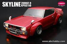 Abc-Hobby 66154 1/10 Nissan Skyline 2000 GT-R (kpgc 110) Cherry Tail Custom v.1.5
