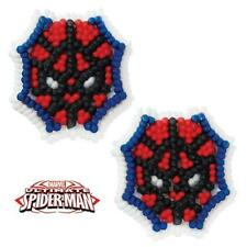 Spider-Man Ultimate Icing Decorations 12 ct from Wilton 5072 - NEW