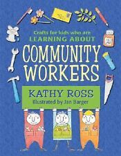 Crafts for Kids Who Are Learning about Community Workers-ExLibrary
