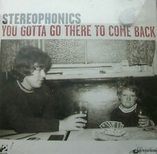 Stereophonics - You Gotta Go There to Come Back (CD) .. FREE POSTAGE ...........