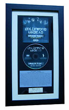 HOLLYWOOD UNDEAD American Tragedy CLASSIC CD Album QUALITY FRAMED+EXPRESS SHIP