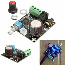 PAM8610 15W+15W Dual Channel 12V Class D Digital Audio Amplifier Board Module