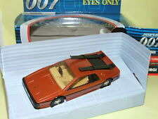 LOTUS ESPRIT TURBO For Your Eyes Only CORGI TY04702