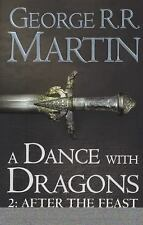 A Dance with Dragons Book 5 Part 1 & 2 of a Song of Ice and Fire (A Game of Thr