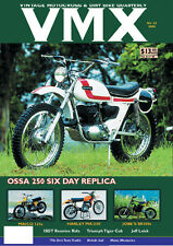 VMX Vintage MX & Dirt Bike AHRMA Magazine - ISSUE #22