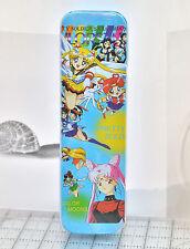 Sailor Moon Stars pencil box case metal Stationary tin box sailorstars