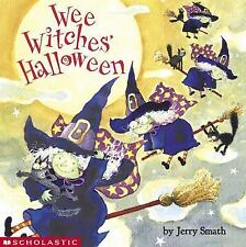 Read with Me: Wee Witches' Halloween by Jerry Smath (2002, Paperback)(BB-371)