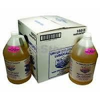 4 GALLONS OF LUCAS FUEL (INJECTOR) TREATMENT CLEANER  #10013 Treats 400 gallons