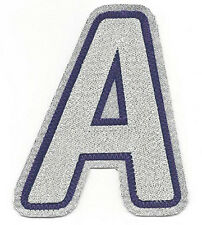 "LOS ANGELES KINGS ALTERNATE ""A"" SEWN CHEST PATCH FOR 3RD JERSEY 2010 - PRESENT"