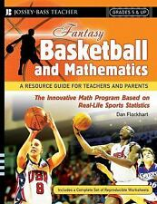 Fantasy Basketball and Mathematics: A Resource Guide for Teachers and Parents, G